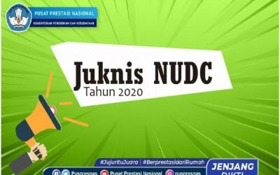 Surat Edaran dan Juknis Pelaksanaan NUDC Nasional 2020